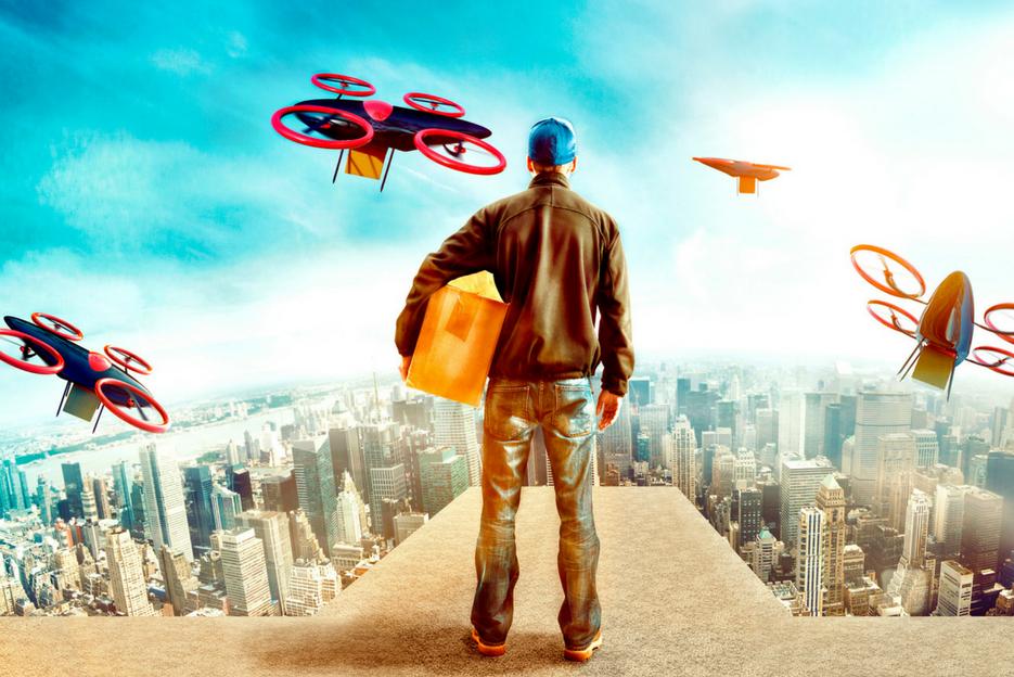 POSTA CON I DRONI? MEGLIO LA SUPERACCOMANDATA